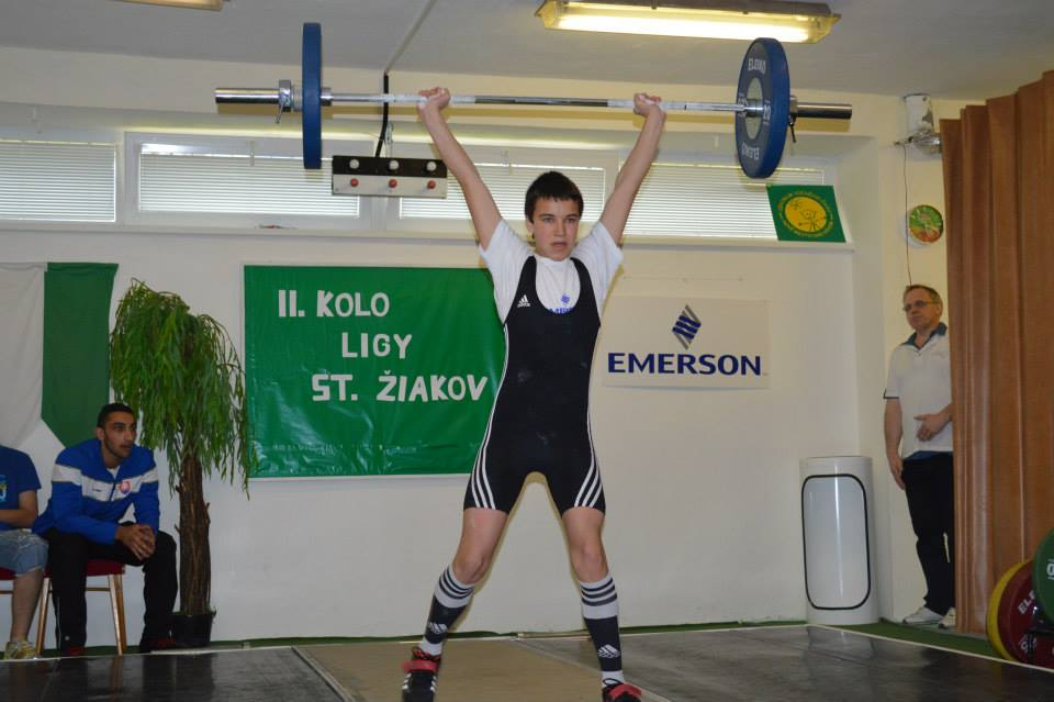 Dominik Krajcovic-nadhod-65kg