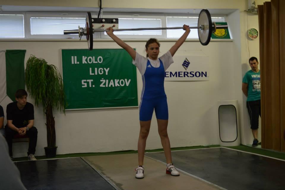 Laura Mikusova-trh-36kg