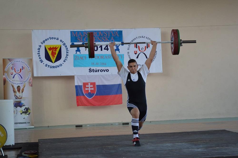 Dominik Markus Daniel  nadhod 95 kg