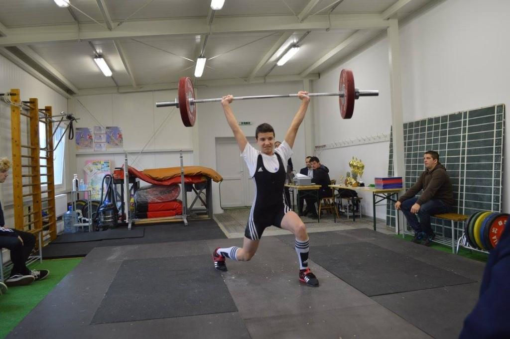 Dominik Krajcovic Nadhod 70 kg