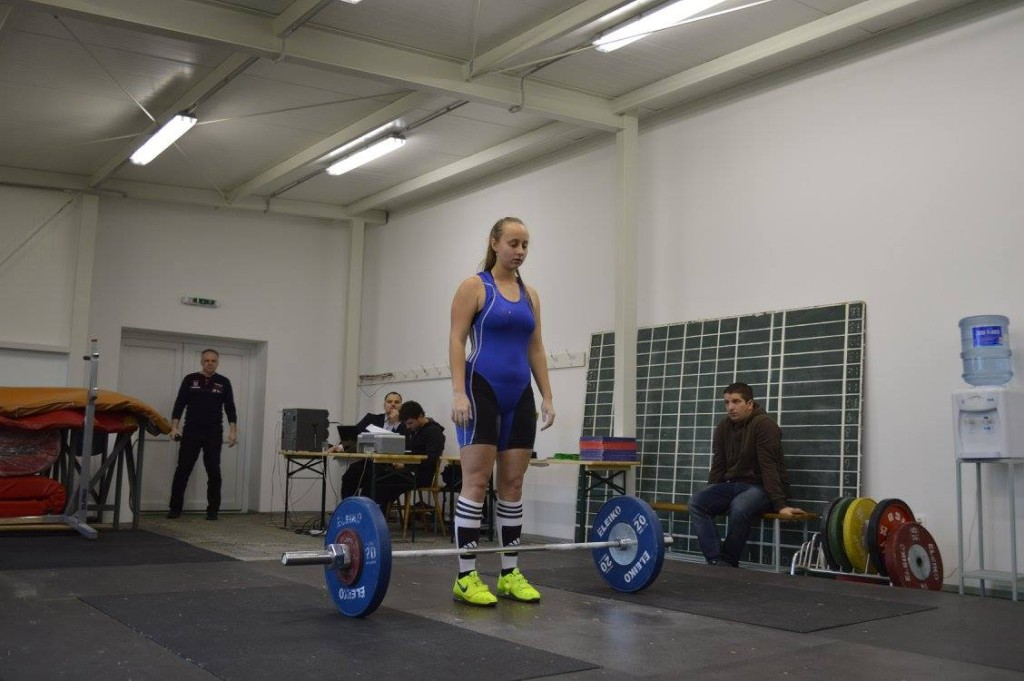 Miriam Skovajsova pred rozhodojucim pokusom