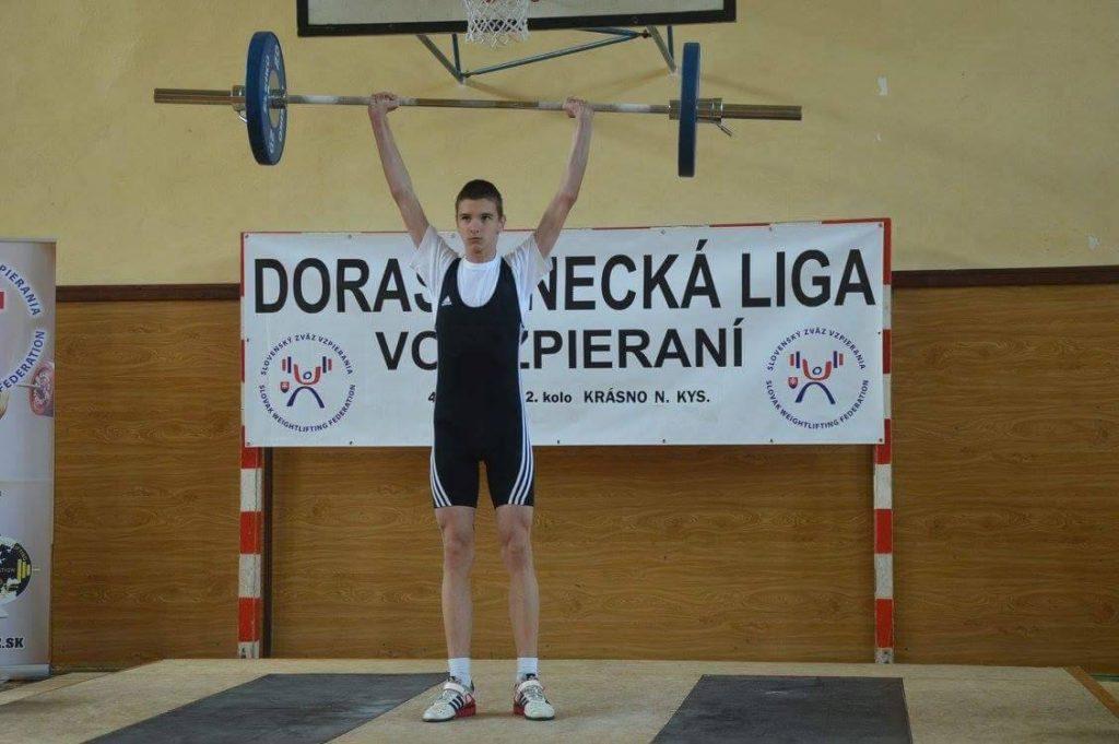 Jakub Kosetrec nadhod 65 kg